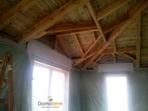 ocieplenie nakrokwiowe dachu